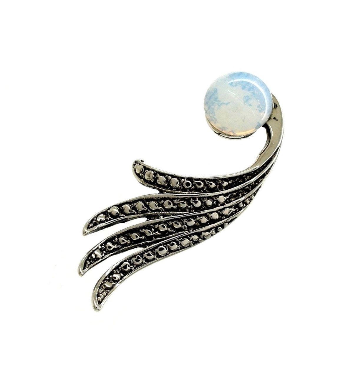 michele silver no jewellery mw white brooch landscape and designs opal b